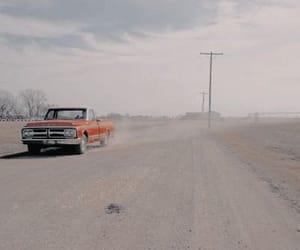 bella, driving, and roadtrip image