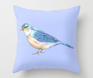etsy, bluebird, and dorm room image