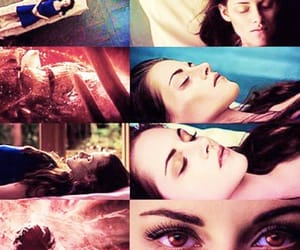 kristen stewart, bella cullen, and eyes image