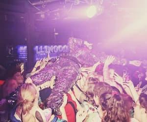 crowdsurf and girli image