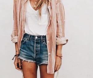 fashion, denim, and summer image