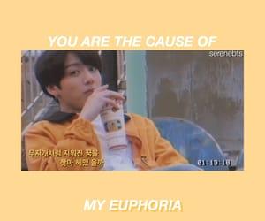 euphoria, jin, and v image