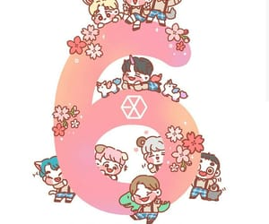 baby, exo, and lay image