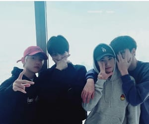 exo, kai, and sehun image