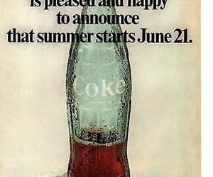 cocacola and vintageads image