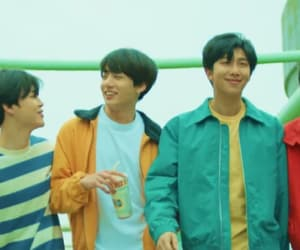 euphoria, bts, and love yourself image