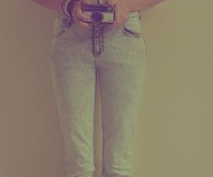 denim, photo, and jeans image