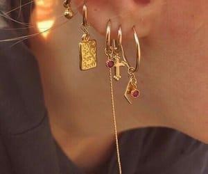 aesthetic, earrings, and good image