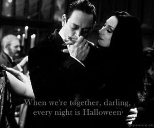 addams family, love, and gomez image
