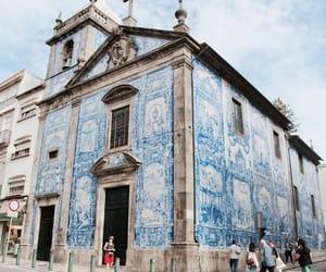 beautiful, blue, and chapel image