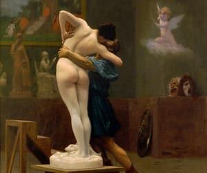 art, kiss, and kisses image
