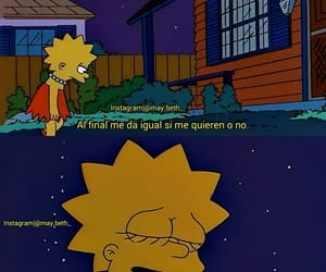 frases, spanish, and the simpsons image