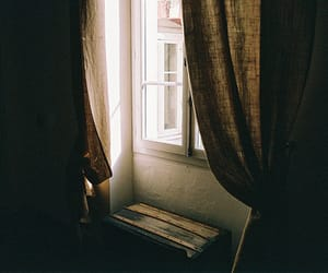 window, vintage, and indie image