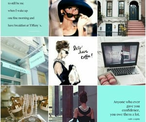 audrey hepburn, Breakfast at Tiffany's, and style image