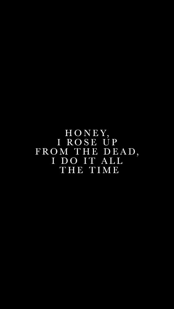 black, quotes, and Lyrics image