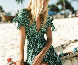 beach, frida aasen, and faithfull image