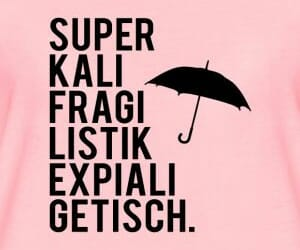 childhood, deutsch, and Mary Poppins image