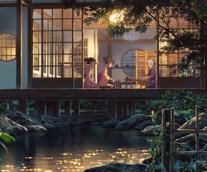 gif, anime, and japan image