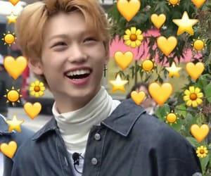 felix, sk, and stray kids image