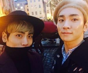 jongkey, key, and kpop image