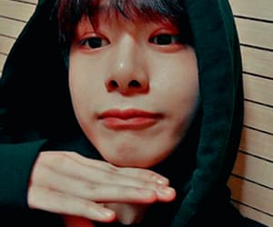 gif, mx, and hyungwon image