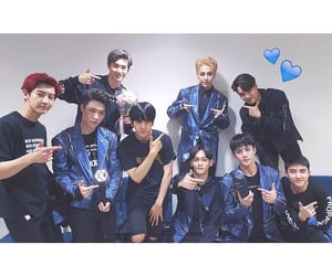 exo, exol, and 6years with exo image