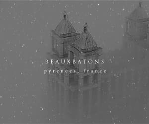 article, harry potter, and beauxbatons image