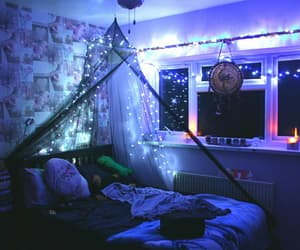 bed, bedroom, and goals image