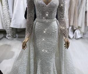 bridal, fashion, and clothes image
