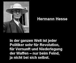 deutsch, zitat, and Hesse image