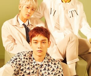Chen, exo, and xuimin image