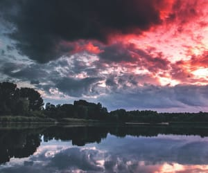 nature, sky, and clouds image