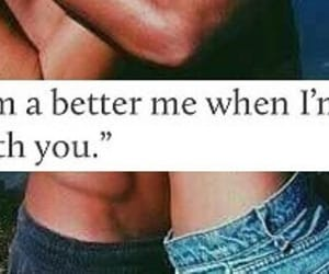 couple, quote, and text image