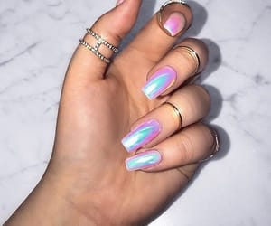 cool and nails image