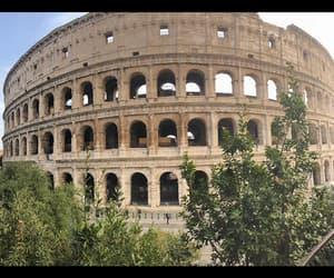 city, italia, and rome image