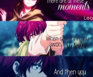 quotes and akatsuki no yona image