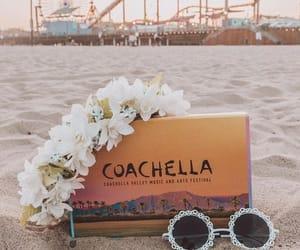 beach and coachella image