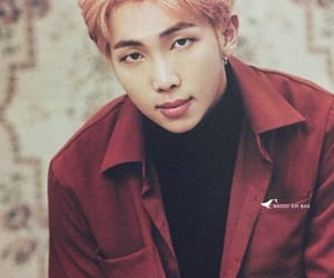 aesthetic, rap monster, and beyond the scene image