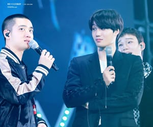 Chen, exo, and kaisoo image