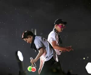 exo, kyungsoo, and jongin image