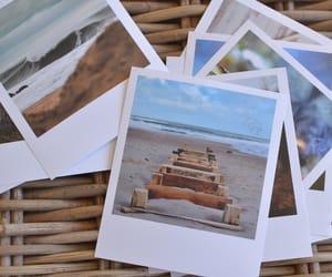 photo and polaroid image