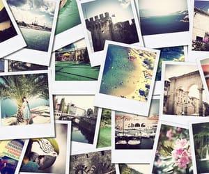 photo, polaroid, and vacation image