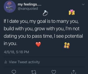 couple, dating, and future image