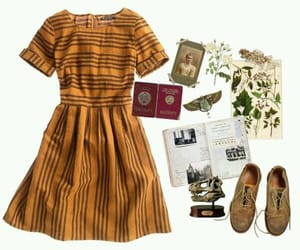 Polyvore and vintage image