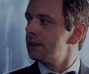 gif, Hot, and michael sheen image