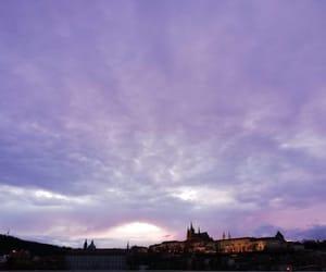 beauty, sky, and prague image