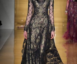long dresses, haute couture gowns, and reem acre image