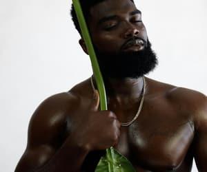 beard, chocolate, and men image