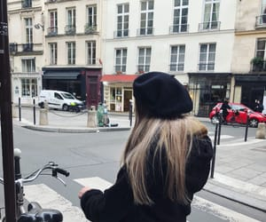 blonde, france, and french image