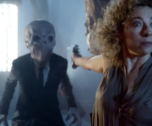 doctor who, silence, and matt smith image
